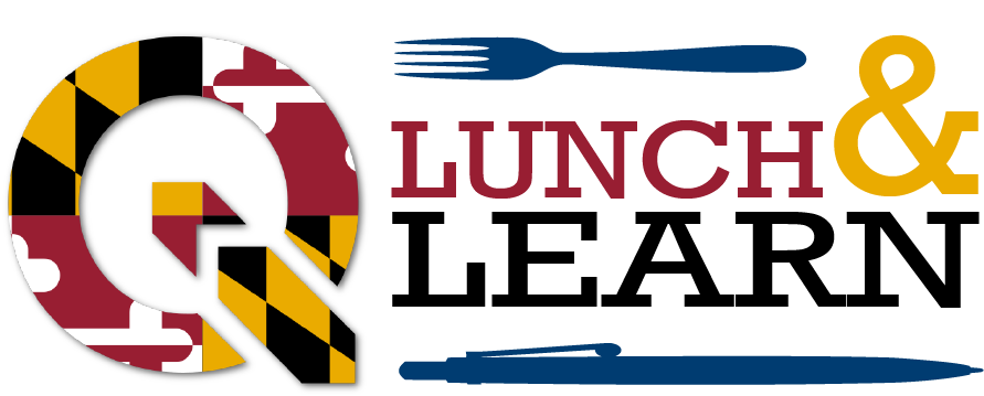 QGISMD Lunch and Learn Series